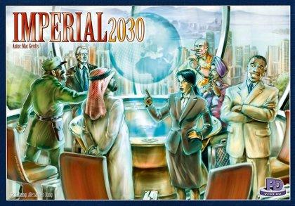 Copertina di Imperial 2030, gioco di Mac Gerdts