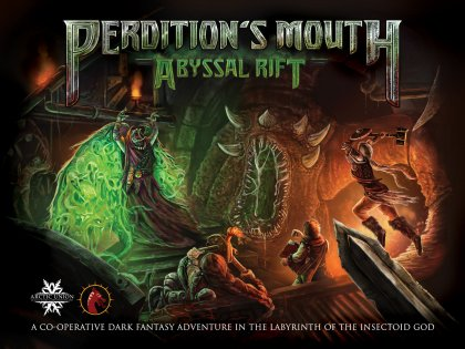 Copertina di Perdition Mouth