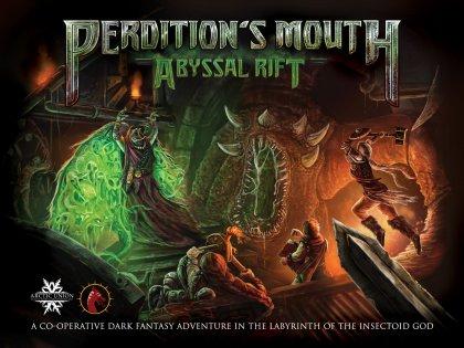 Copertina di Perdition Mouth