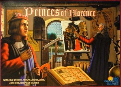Copertina di Principi di Firenze