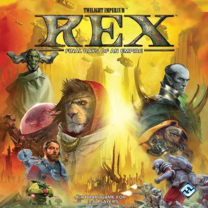 Copertina del gioco Rex: Final Days of an Empire