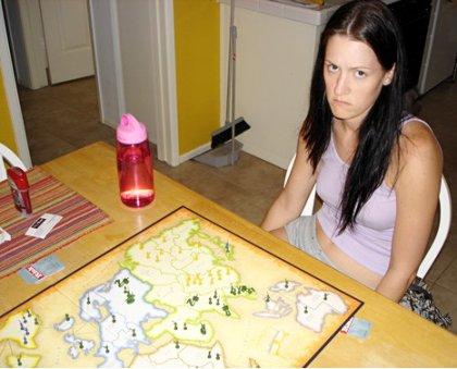 I giochi con l'eliminazione come Risiko possono far sentire tutti a disagio