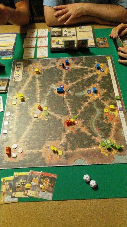 Root: vittoria delle lucertole