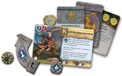 Runewars Miniatures Game: materiali