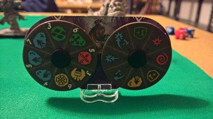 Runewars Miniatures Game: ruote degli ordini