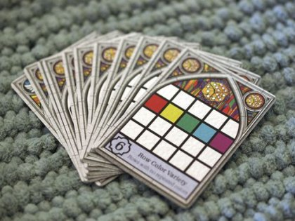 Sagrada - carte obiettivo