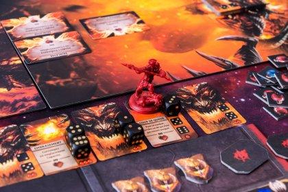 Sanctum: l'eroe The Slayer, all'Atto VI