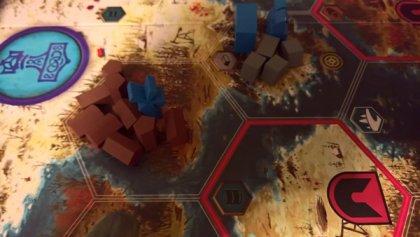 Scythe: particolare del gioco
