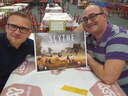 Scythe: seduti al tavolo prima di tutti