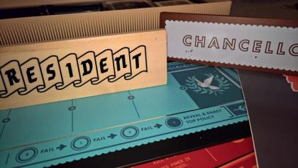 Secret Hitler: cariche