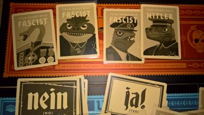 Secret Hitler: fascisti