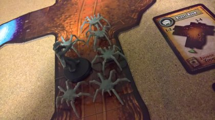 Shadows of Brimstone: Roland vs ragni