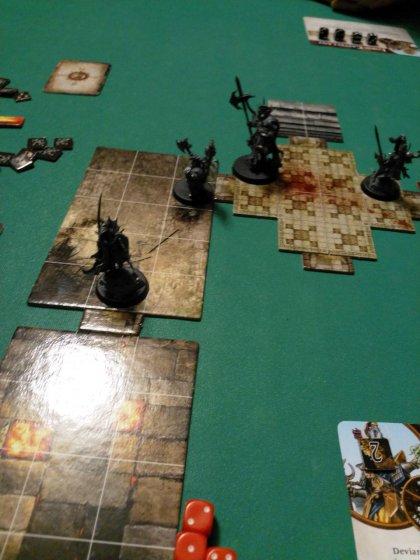 Shadows over Hammerhall: partita