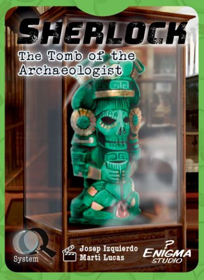 La tomba dell'archeologo