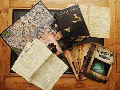 Sherlock Holmes: introduzione al gioco