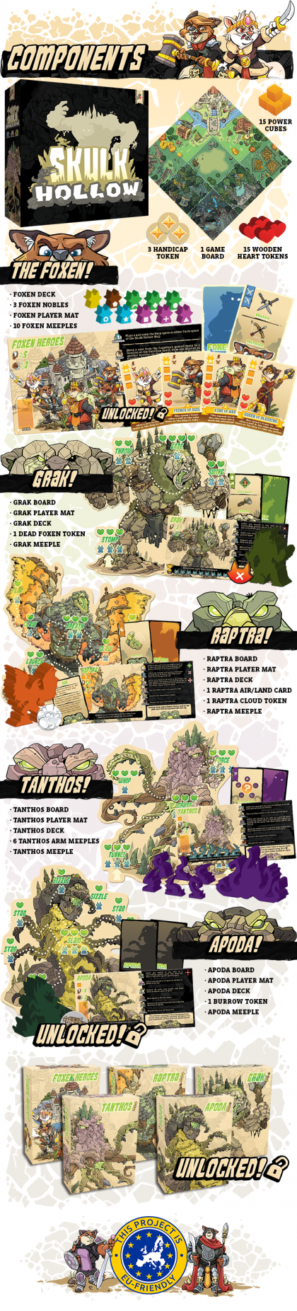 Skulk Hollow: Kickstarter