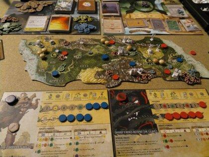 Spirit Island: partita in due con l'espansione