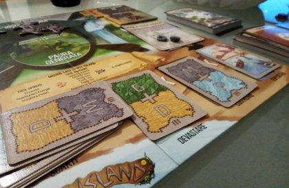 spirit island - plancia invasori