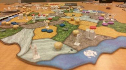 Spirit Island: partita
