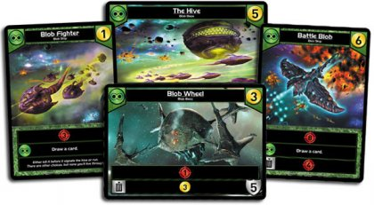 Carte verdi (blob) di Star Realms