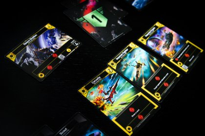 Star Realms: carte