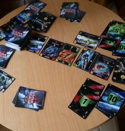 Star Realms: gioco di carte per due giocatori