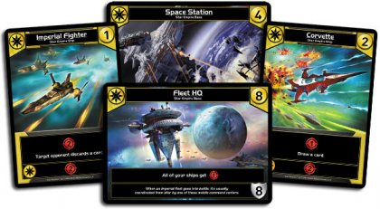 Carte gialle (star empire) di Star Realms