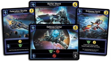 Carte blu (trade federation) di Star Realms