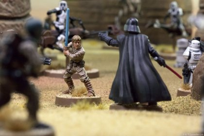 Star Wars Legion: miniature