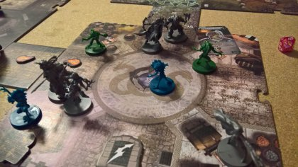 Sword & Sorcery: partita