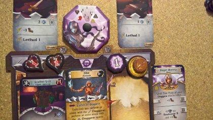 Sword & Sorcery: Shae
