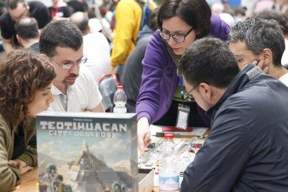 Teotihuacan: tavoli Play 2019