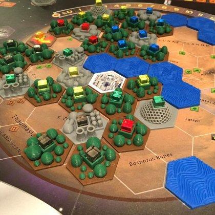Una versione pimpata di Terraforming Mars