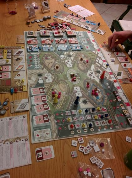 The Gallerist: partita in corso