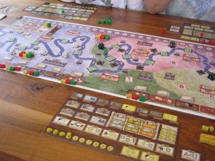 The Ruhr: prototipo