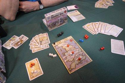 The Cousins' War: componenti