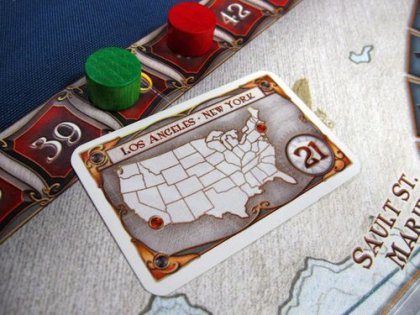 Ticket to ride - obiettivo