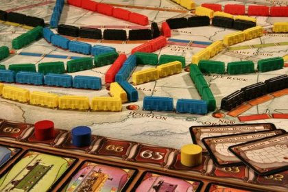 Ticket to ride - Partita
