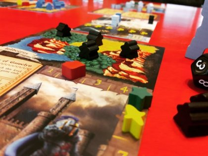 Tiny Epic Kingdoms: partita