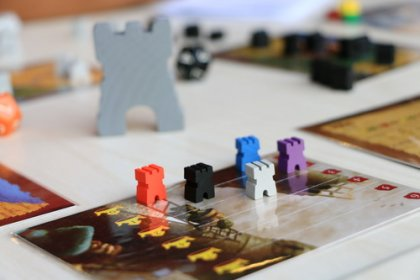Tiny Epic Kingdoms: torri