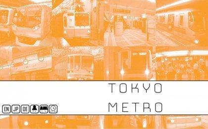 Tokyo Metro copertina