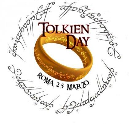 Logo dei Tolkien Day 2017