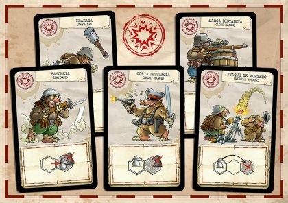 Topoum - carte attacco