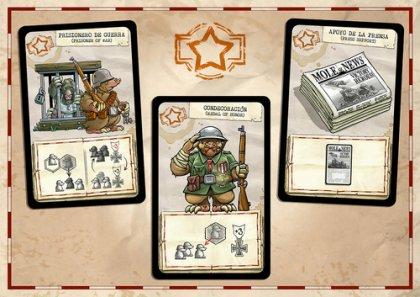 Topoum - carte speciali