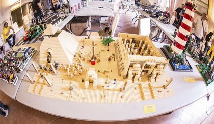 TorreCon 2016 Lego