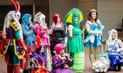 TorreCon cosplay