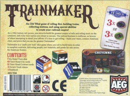 Trainmaker: retro