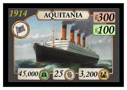 Transatlantic: nave