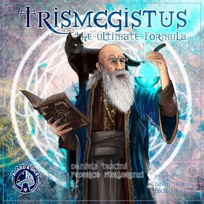 Trismegistus copertina
