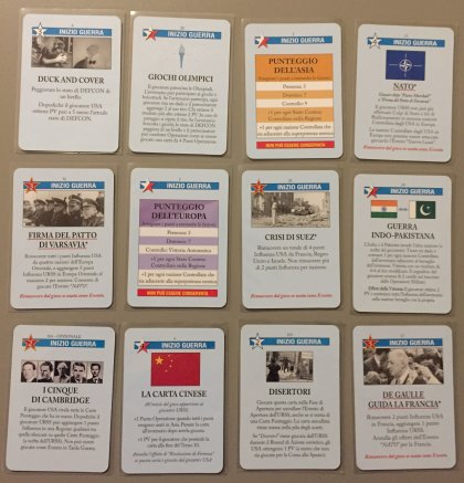 Esempi di carte di Twilight Struggle